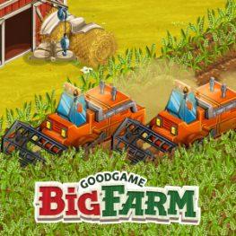 لعبة المزرعة الكبيرة