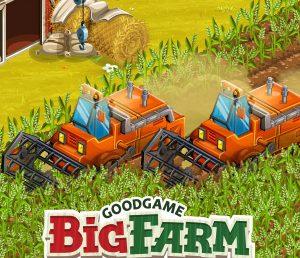 لعبة المزرعة الكبيرة اون لاين مجانا   BigFarm Game