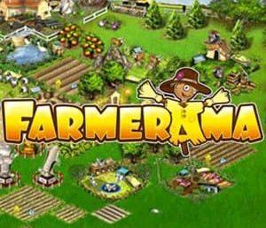 لعبة مزرعة راما اون لاين مجانا   Farmerama Game