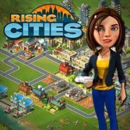 لعبة ارتفاع المدن