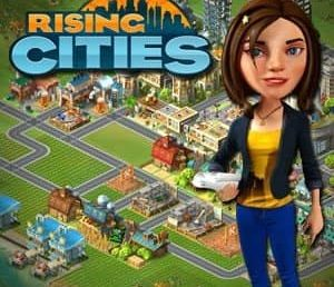 لعبة ارتفاع المدن اون لاين مجانا   RisingCities Game