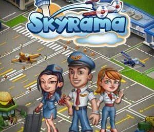 لعبة المتصفح سكايراما  Skyrama Bigpoint Game